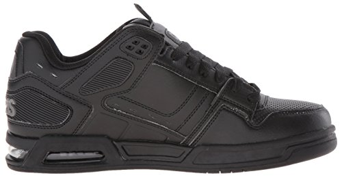 Zapatillas Osiris: Mens Peril GR negro/gris