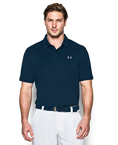Under Armour Men's Performance Cotton Polo – DiZiSports Store