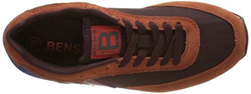 Bensimon Running - Zapatillas de deporte Mujer Rojo - Rouge(403 Bordeaux)