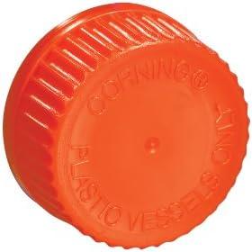 Corning 3565 Disposable GL45 Transfer Cap for 500 mL Plastic ...