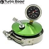 "Turbo Boost Leak Testers 3"" Universal - Billet"