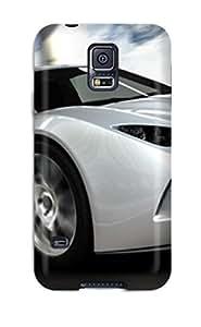 New Sarthe Car Tpu Case Cover, Anti-scratch Bareetttt Phone Case For Galaxy S5