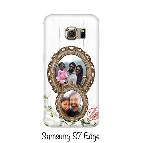 KA Infinity Creations Samsung S7 Edge Customized Back Case Cover