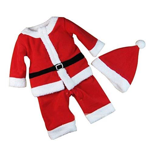 Amazon.com: BESTOYARD Cute Christmas Costume Set Children ...