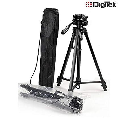 Panasonic Lumix G DC-G95 20.3MP Mirrorless Camera with 12-60mm Lens (4K Photo, Wi-Fi and Bluetooth) + Digitek 550LW… 4