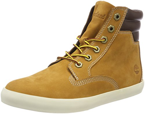 Donna Dausette Nubuck Stivaletti Sneaker Timberland wheat Boot Giallo wBxSIR