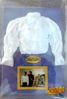 Seinfeld 3 Museum Enshrined The Puffy Shirt Boxed (Seinfeld Puffy Shirt)