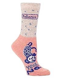 Blue Q Crew Socks