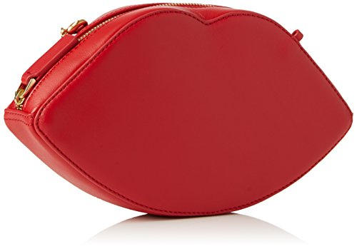 Red Bag Red Women's Cross Crossbody Guinness Lips Lulu Body 0Mzq6y1