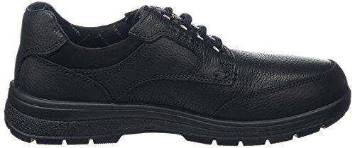 Padders Terrain, Scarpe Stringate Oxford Uomo Black (Black)