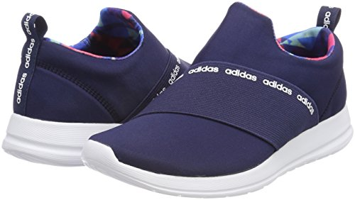 De Adidas hi Refine ftwr Hi Adapt S18 White White Bleu Fitness res Navy Blue Femme Cf res collegiate Chaussures RrHHS5qIWw