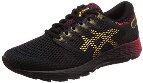 Asics Roadhawk Ff 2, Men's Running Shoes, Black (Black/Rich Gold ...