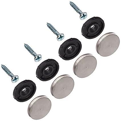 4 piezas de 20 mm Tornillos Dia cubierta del casquillo de ...