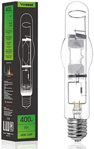 VIVOSUN 400 Watt Vegetative Metal Halide