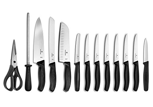Victorinox Forshner Swiss Classic 14-Piece Knife Block Set 2