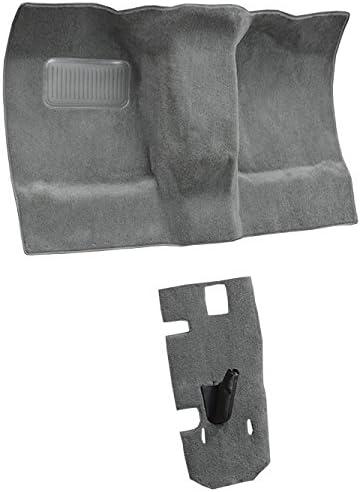 1986-1995 Suzuki Samurai with Console Cover Cutpile Factory Fit Carpet
