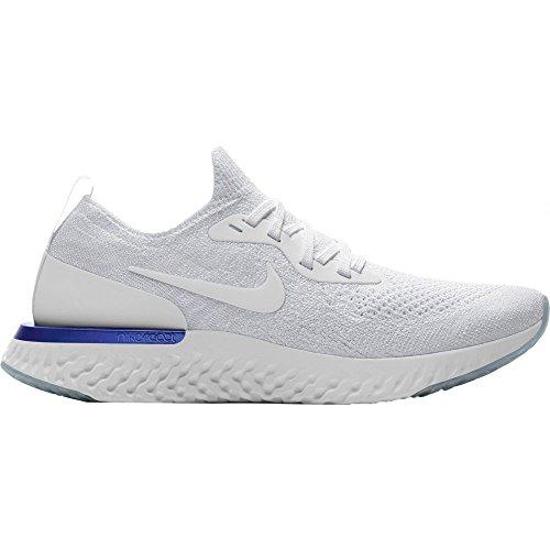 (ナイキ) Nike レディース ランニング?ウォーキング シューズ?靴 Epic React Flyknit Running Shoes [並行輸入品]