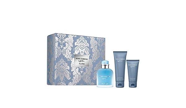 Dolce & Gabbana - Light Blue Intense Pour Homme Estuche: Amazon.es: Belleza