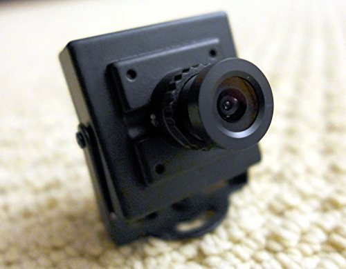 700 TVL SONY CCD EFFIO-E FPV Ultra Low Illumination Mini Camera CCTV WDR USA (Sony Wide Angle Security Camera)