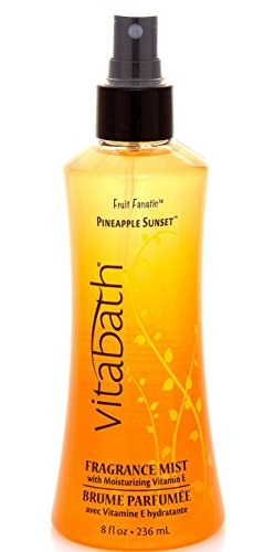 Vitabath Fragrance Mist Pineapple Sunset Spray 8 oz.