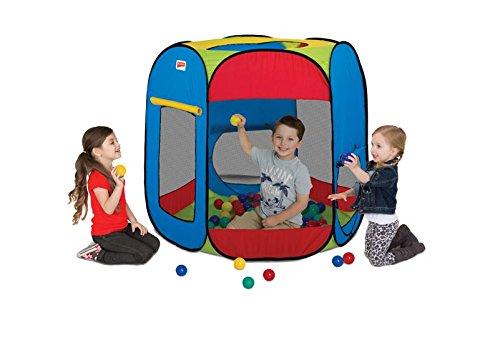 - Play Hut Magic Ball Zone Play Tent Playhouse