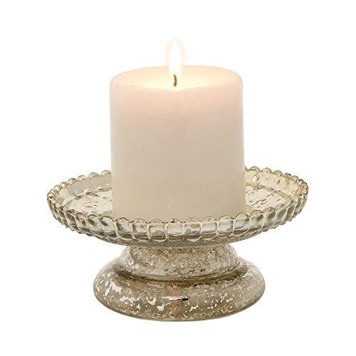 Bazaar Mercury Pillar Candle 2 5 Inch