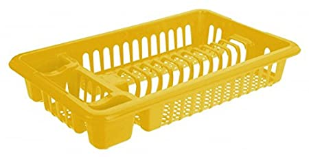 a63a808fe502 Image Unavailable. Image not available for. Colour: Dish Drainer - Drying  Rack ...