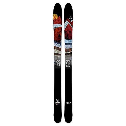 Icelantic Skis Pioneer 96 Alpine Skis