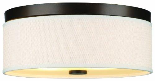 Philips Forecast F615020 Cassandra Ceiling Light, Sorrel (Sorrel Bronze Finish)