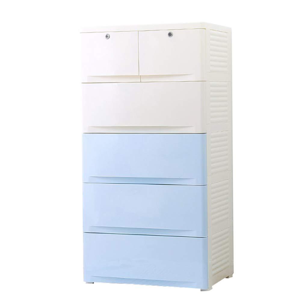 Boîte de rangement multifonction, type de tiroir en plastique de finition du vêtement, boîte de rangement multicouche pour vêtements de chambre à coucher, 58 * 40 * 114CM (Couleur : #3)