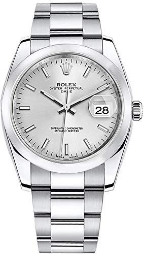 Rolex Oyster Perpetual Date 34 115200