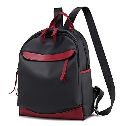 pour Noir Noir Backpack Goooodtrry Main au porté Dos Goooodtrry Sac à Noir Femme YxOq77B