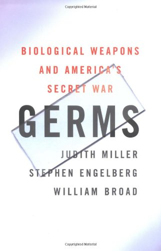 Germs : Biological Weapons and America's Secret War ebook