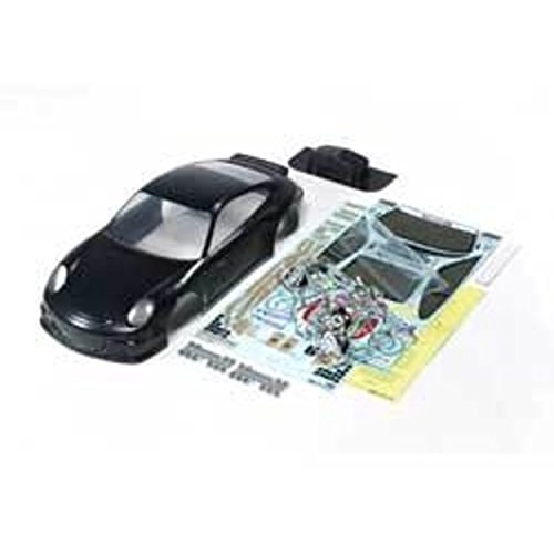 Tamiya 47365 Porsche 911 Gt3 Cup VIP 2007 Body Set Black