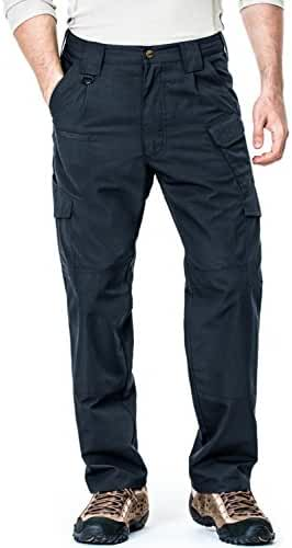 CQR Men's Tactical Pants Lightweight Assault Cargo TLP-103/104