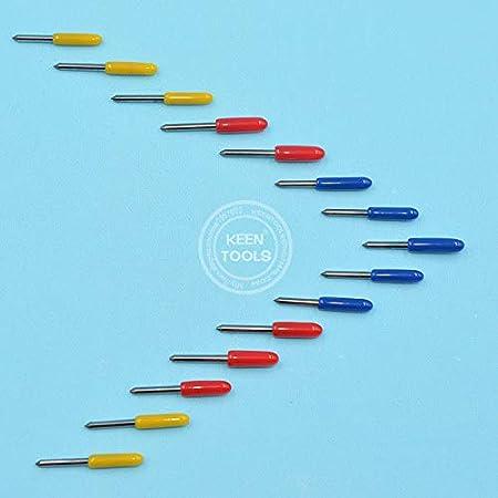 30 cuchillas de corte Summa Blade/Summa de 30/45/60 grados para plotter de vinilo/Summa: Amazon.es: Bricolaje y herramientas