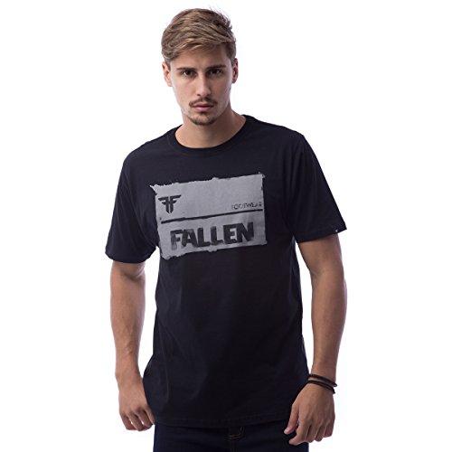 Camiseta Fallen Board - Preto - P