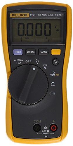 FLUKE FL114 114 Digital Multimeter Fluke