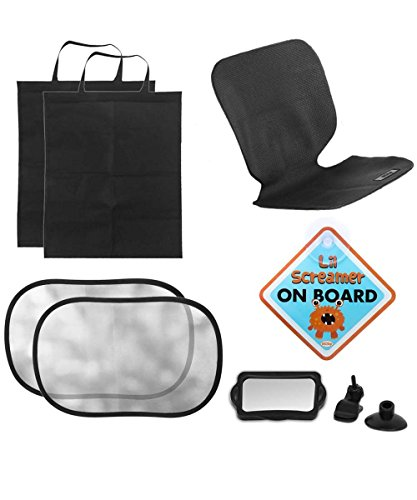 Nuby Deluxe Car Seat Accessory