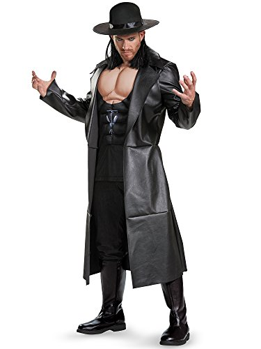 Men's WWE Undertaker Muscle Costume
