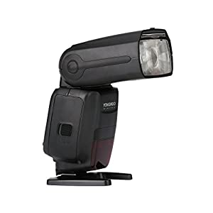 YONGNUO YN600EX-RT YN600-EX-RT Flash Speedlite TTL 1/8000s for Canon Camera Compatible with Yongnuo YN-E3-RT Canon 600EX-RT/ST-E3-RT by TOMTOP