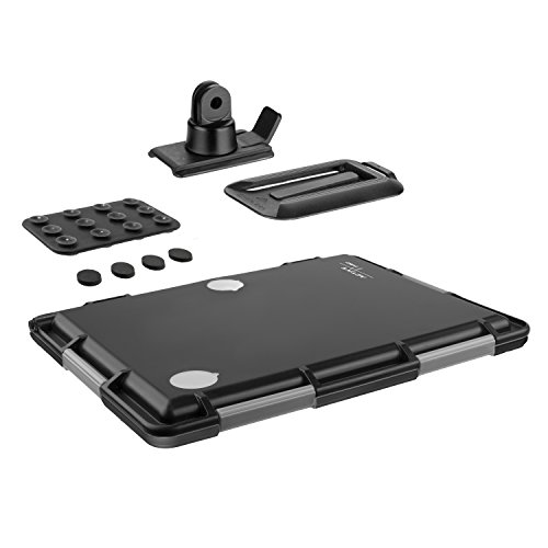 4smarts Universal Waterproof Case Active Pro SEASHELL for Tablets 8-10'' black by 4 smarts