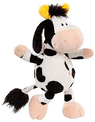 Nici 36829 - Kuh Schlenker Plüschtier, 35 cm