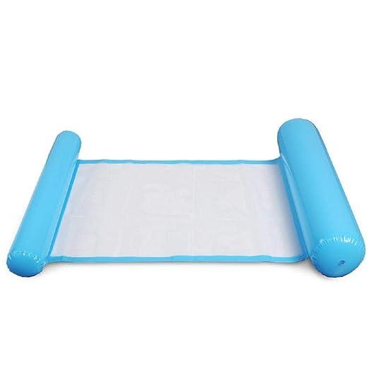 Renquen - Tumbona hinchable para piscina de adultos y playa, para ...