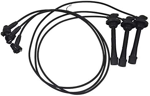 labwork Spark Plug Ignition Wire Set Fit for Toyota 4Runner T100 Tacoma Tundra 3.4L