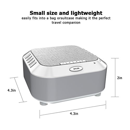 per Machine Nightlight Baby Sleep Soother Support Player for Baby Comfort & Adult