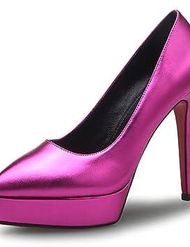 GGX/ Zapatos de mujer-Tacón Stiletto-Tacones / Plataforma / Puntiagudos-Tacones