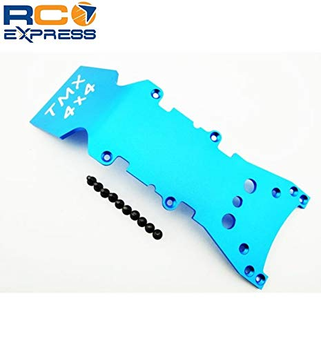 Hot Racing Traxxas Tmaxx Emaxx 2.5 3.3 Aluminum Front Skid Plate TMX1331FA06 ()