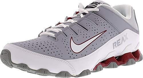 Grey 8 TR White Red Grey Gym Wolf Nike Reax Men's EqwXHX