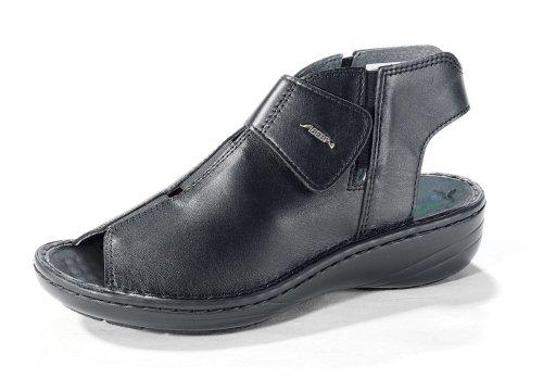 """Abeba 6886-42Taille 106,7cm reflexor Confort """"Service professionnel à chaussures-Noir"""